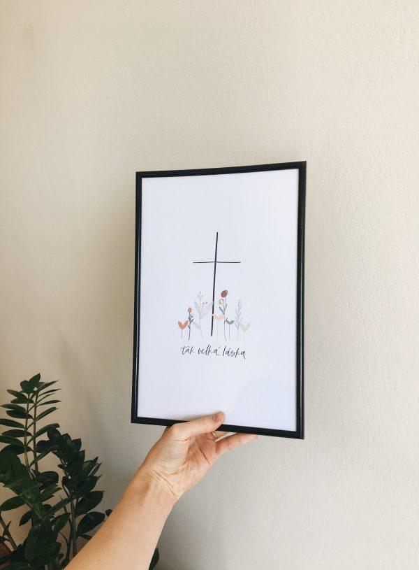 VYTISKNI SI: velikonoční print